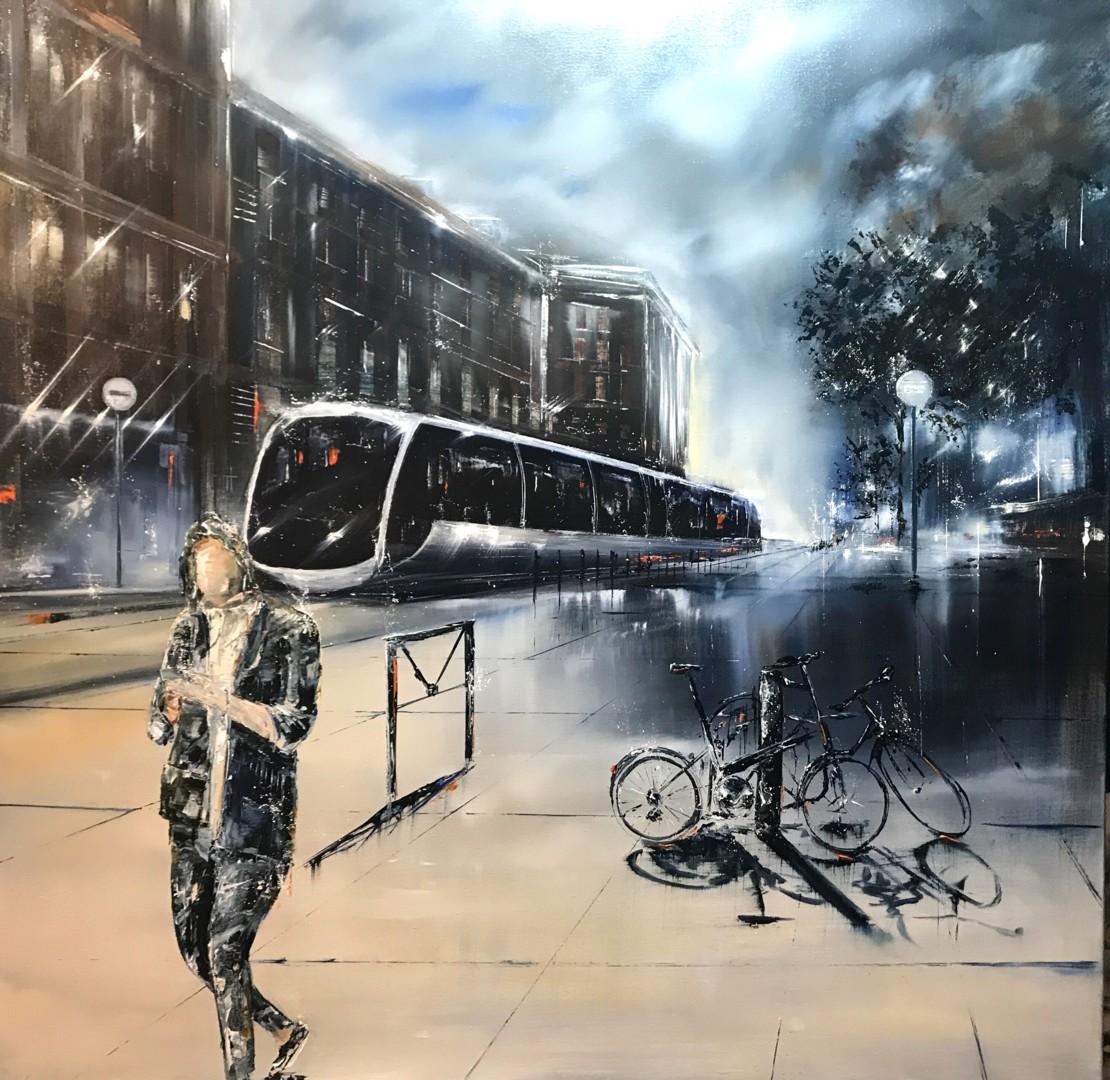 Jerome Guillet - Tram bordelais