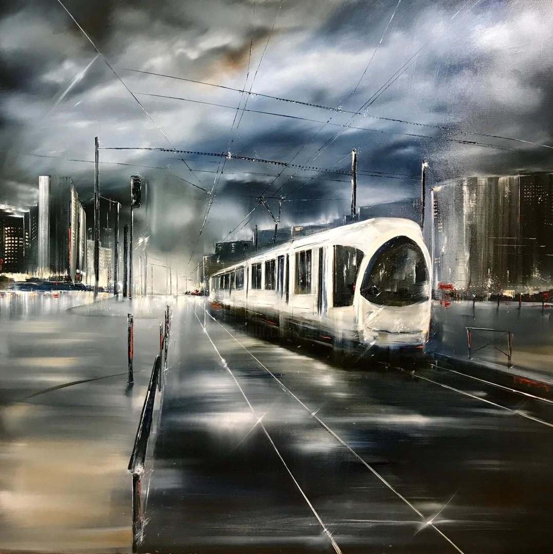 Jerome Guillet - Lyon tramway