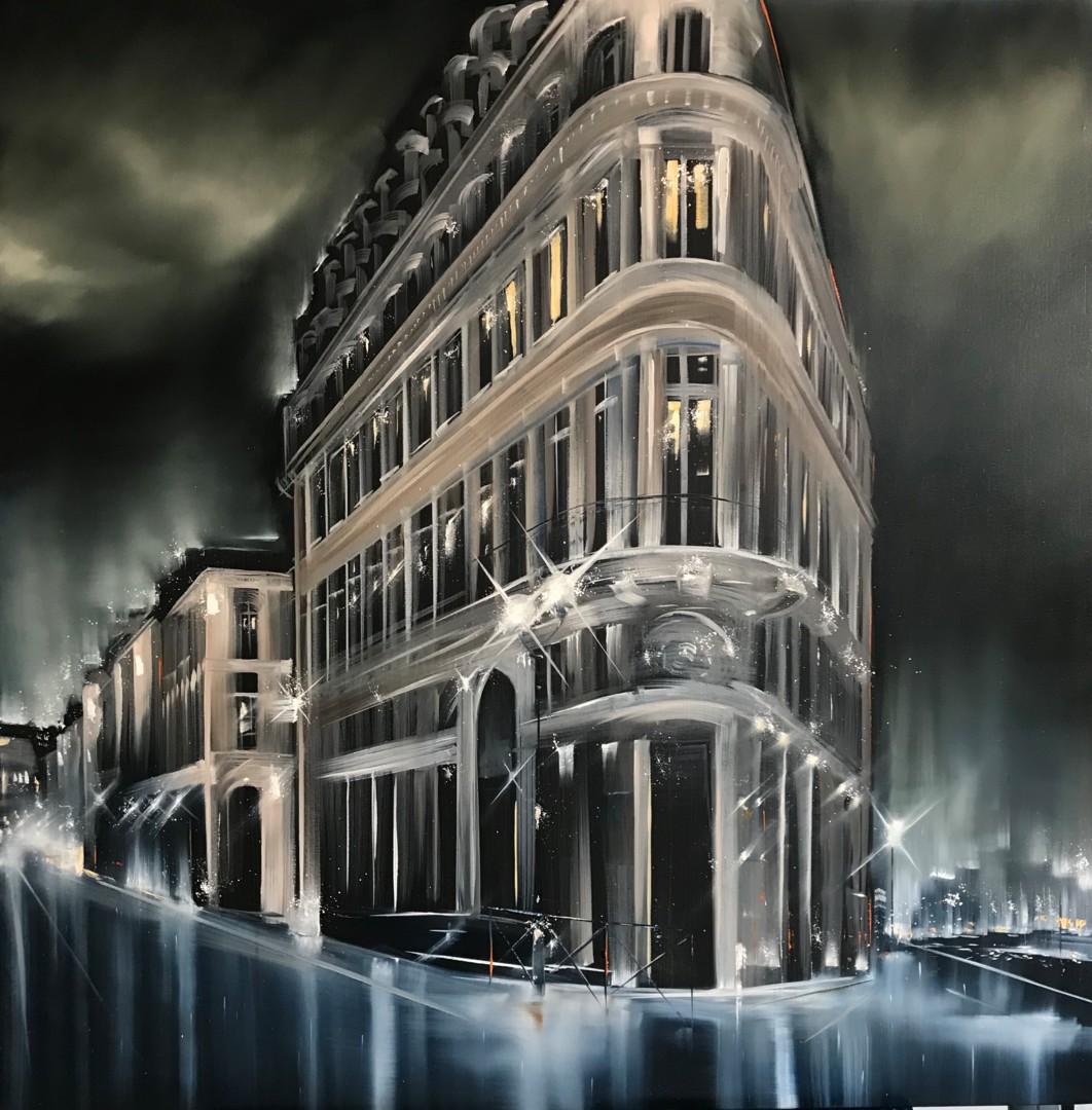 Jerome Guillet - À Bordeaux la nuit