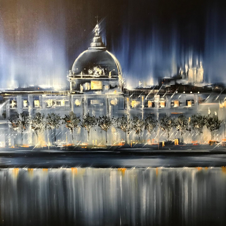 Jerome Guillet - Lyon hôtel dieu