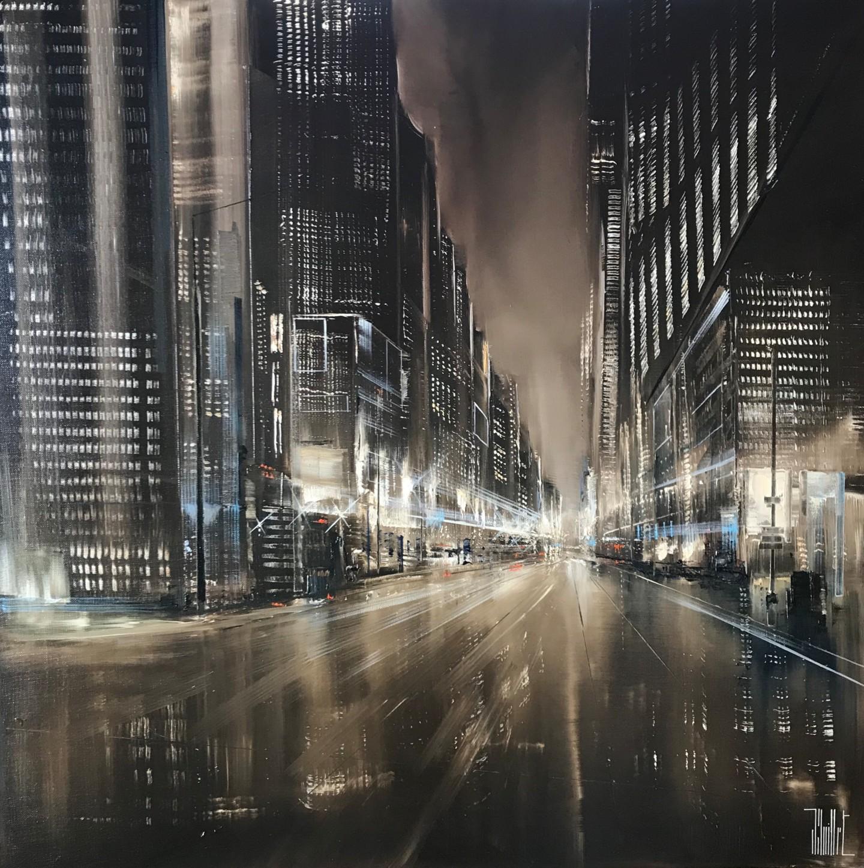 Jerome Guillet - City Lights