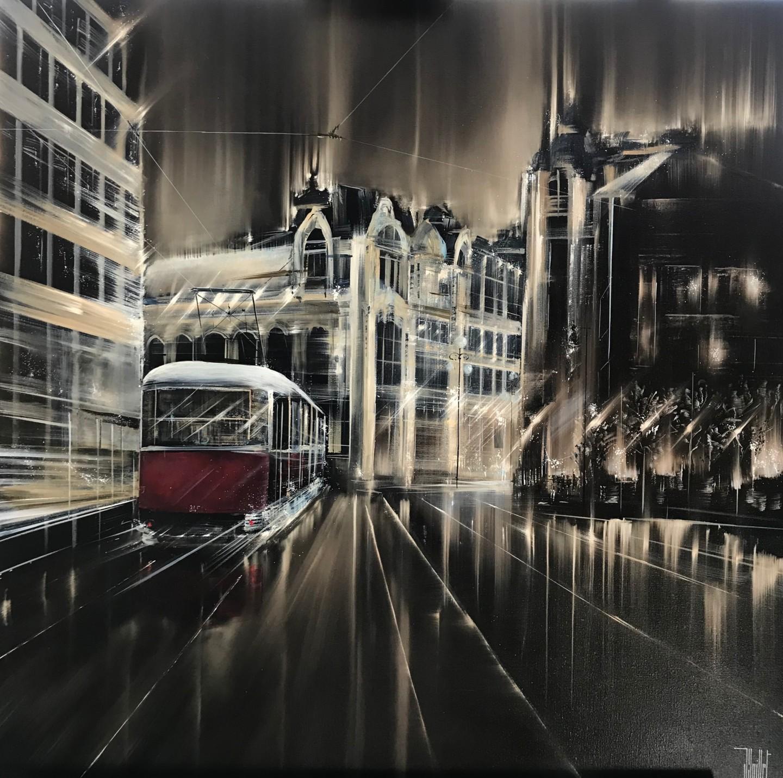 Jerome Guillet - Tram à Prague