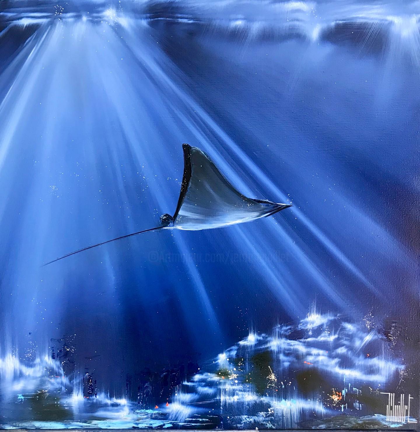 Jerome Guillet - Underwater
