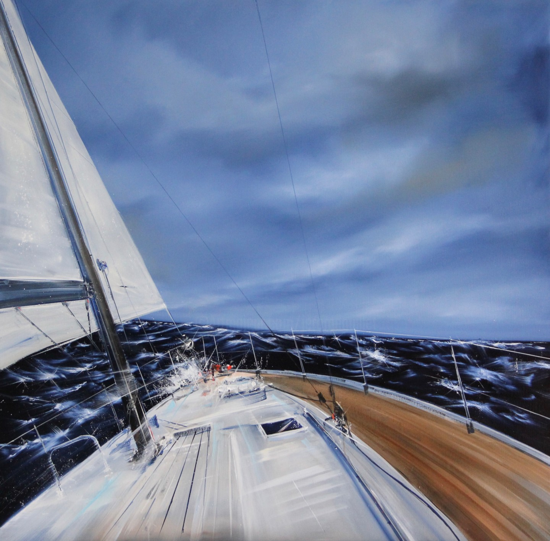 Jerome Guillet - L'horizon, loin devant