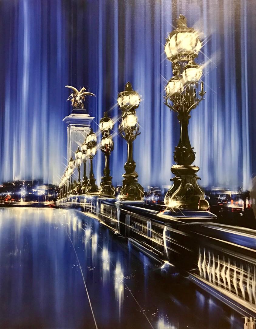 Jerome Guillet - les lumières du pont