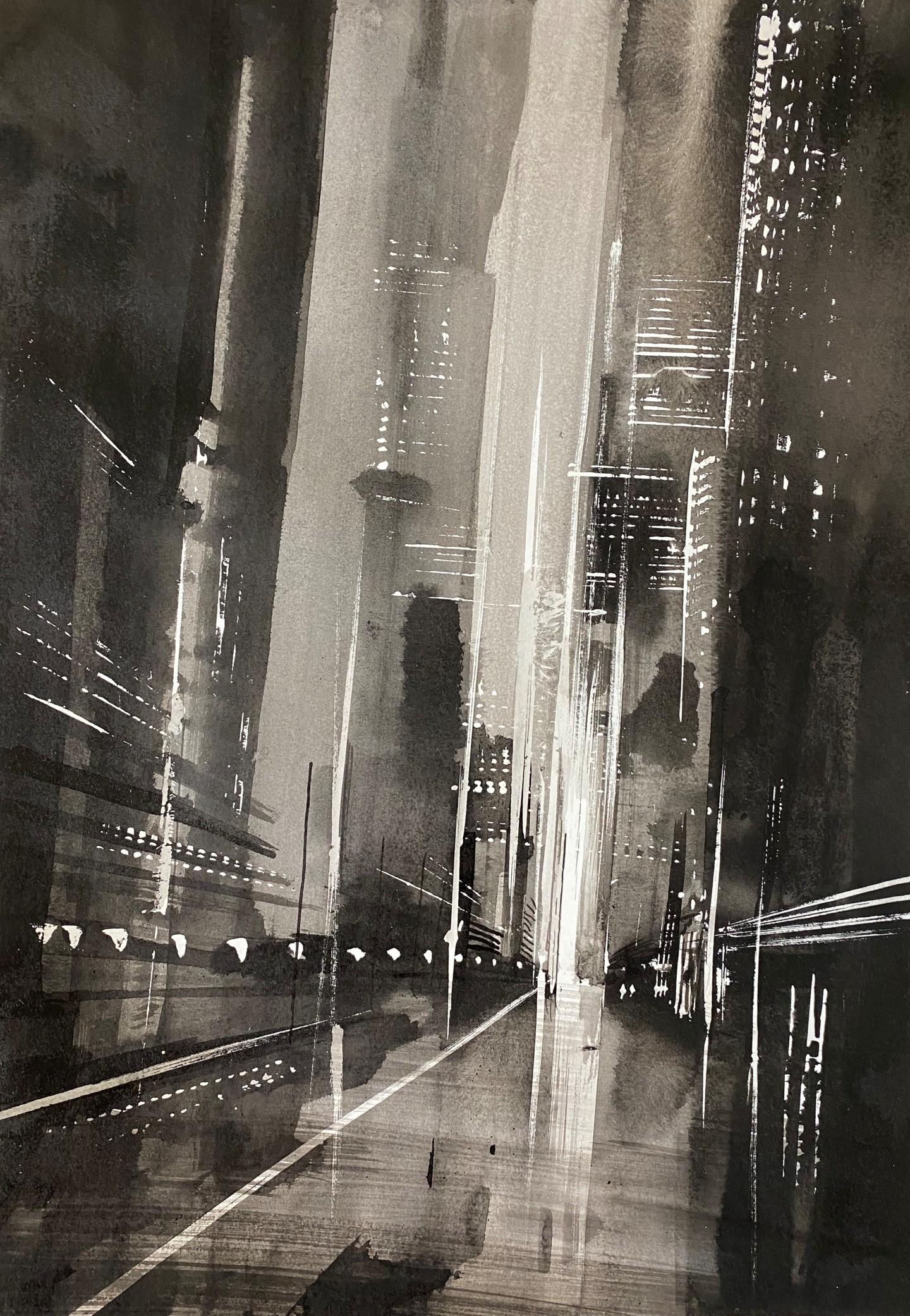 Jerome Guillet - Manhattan lights