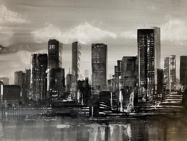 Jerome Guillet - Skyline