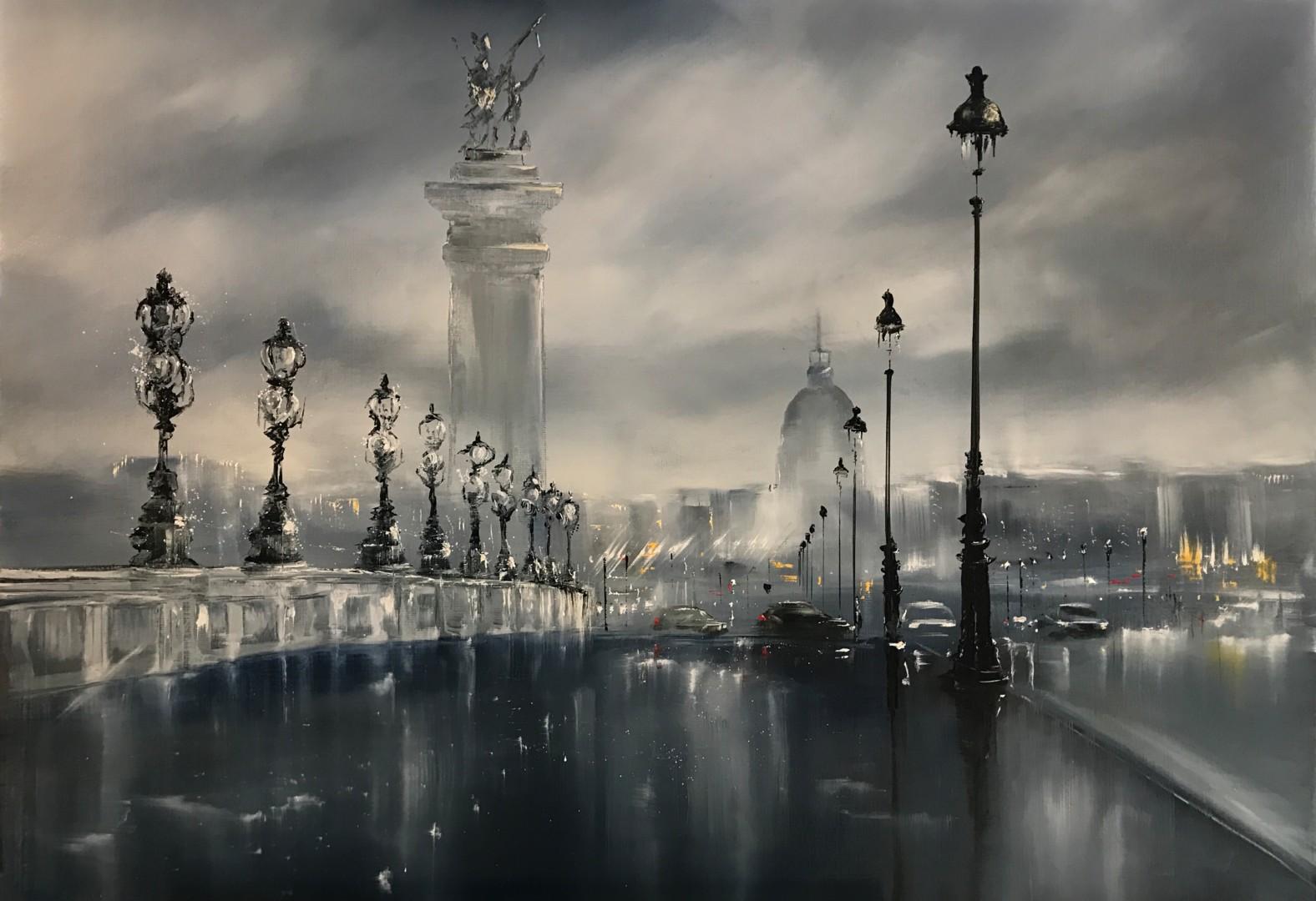 Jerome Guillet - Pont alexandre 3